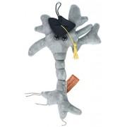 Giant Microbes Graduation Brain Cell Plush Doll (Neuron)