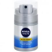 Nivea Men Revitalising Q10 crema facial para pieles secas 50 ml