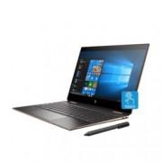 """Лаптоп HP Spectre x360 13-ap0008nu (5QY32EA), четириядрен Whiskey Lake Intel Core i7-8565U 1.8/4.6GHz, 13.3"""" (33.8 cm) Full HD IPS Touch дисплей, 16GB DDR4, 512GB SSD, USB-C 3.1, Windows 10, 1.33 kg"""