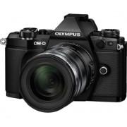 Aparat Foto Digital Compact Olympus E-M5II 1250 + EZ-M1250 Negru