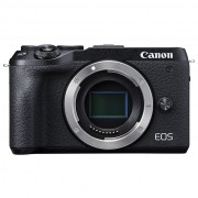 Canon EOS M6 Mark II Body Zwart