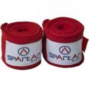 Бинт за ръце SPARTAN, чифт, червен, S1171-red