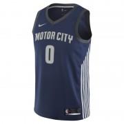 Andre Drummond City Edition Swingman Jersey (Detroit Pistons) Nike NBA-Trikot für Herren - Blau