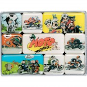 MOTOmania Magnet-Set
