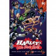 DC Comics Harley Quinn Harley's Little Black Book hardcover