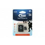 Card de memorie MicroSDHC 16 GB TeamGroup + Adaptor SD
