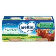 MELLIN SpA Mellin Omog Manzo 2x80g