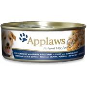 Applaws Dog Frango com Salmão e Legumes