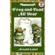 Frog and Toad All Year/Arnold Lobel