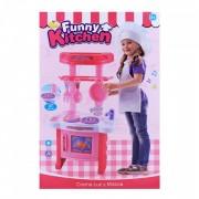 Set Bucatarie pentru copii-Funny Kitchen Set