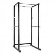 Klarfit PR1000, edző állvány, acél, kétkezes súlyzótartó, biztonsági támaszok (FIT20- PR1000)