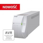 Ever Zasilacz awaryjny UPS EVER ECO Pro 1200 AVR CDS sinus 2 gniazda PL USB