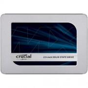 "SSD Crucial 1TB, MX500, CT1000MX500SSD1, 2.5"", 7mm, SATA3, 36mj"