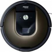 Aspirator robot IROBOT Roomba 980 autonomie 120 min Wi-Fi Navigatie iAdapt Dirt Detect Negru/Maro