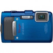 Refurbished-Fair-Compact Camera Olympus Stylus TG-835 Blue