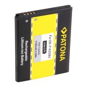 Samsung Galaxy S2, SII, GT-i9100 akkumulátor - 1200mAh