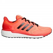 adidas Men's Supernova ST Running Shoes - Orange/Black/Red - US 7.5/UK 7 - Orange/Black/Red