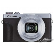 Canon G7X Mark III fotoaparat, srebrna