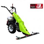 GF 3 GX270 Motocositoare Grillo cu motor Honda GX270 putere 9 Cp, transmisie in baie de ulei , bara taiere 147 SP Iarba , 6 viteze