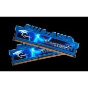 G.SKILL RipjawsX F3-2400C11D-16GXM RAM Module - 16 GB (2 x 8 GB) - DDR3-2400/PC3-19200 DDR3 SDRAM - CL11 - 1.65 V