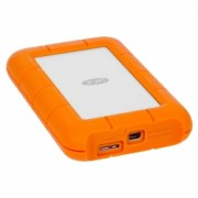 "LaCie Rugged Thunderbolt v2 - HDD extern, USB 3.0, 1TB, 2.5"", IP54"