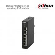 Dahua PFS4206-4P-96 4portový PoE switch