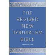 The Revised New Jerusalem Bible: Study Edition, Hardcover/Henry Wansbrough