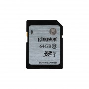 Memoria Kingston SDXC UHS-I U1 De 64 GB, Clase 10. SD10VG2/64GB
