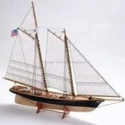 Billing Boats Model drewniany do sklejania szkunera America - BB609