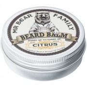 Mr Bear Family Citrus Bálsamo para a barba 60 ml