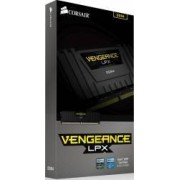 Kit Memorie Corsair Vengeance LPX Black Heat 32GB 2x16GB DDR4 3200MHz Dual Channel