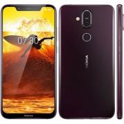 Nokia 8.1 Dual Sim 64GB - Iron Purple EU