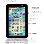 P1000 Kids Educational Learning Tablet Computer - P1000(Color Multi)