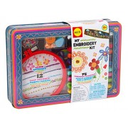 Alex Toys Craft My Embroidery Kit, Multi Color