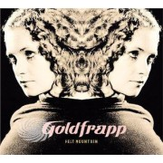 Video Delta Goldfrapp - Felt Mountain - Vinile
