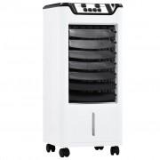 vidaXL 3-в-1 Мобилен въздушен охладител/пречиствател/овлажнител, 60 W