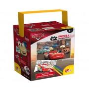 lisciani Puzzle In A Tube Mini Cars 24 Pezzi