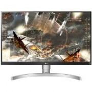 LG Ecran 27 pouces 4K Ultra HD LG 27UL650-W