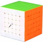 6x6 Cubo Mágico QiYi Mofangge Wuhua V2 - Vistoso