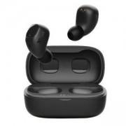 Безжични Bluetooth слушалки TRUST Nika Compact + кутия за зареждане, 10 м обхват, микрофон, черни, 23555