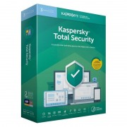Kaspersky Lab Total Security 2020 3 Dispositivos 1 Ano