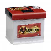 Banner 12V 50Ah 420A baterie auto Power Bull Professional cod PRO P5040