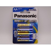 Panasonic Evolta baterii alcaline LR6 AA 1.5V AM3 MN1500 blister 4