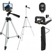 XMAX fotós állvány készlet Bluetooth vezeték nélküli kioldóval