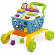 Carrito De Compras 4-in-1 Shop 'n Cook Walker™Bright Starts