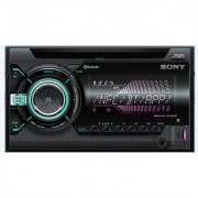 Sony WX-800UI Car Stereo (Black)