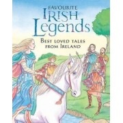 Favourite Irish Legends for Children by Yvonne Carroll