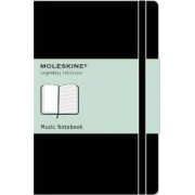 Moleskine Large Music Notebook by Moleskine