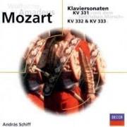 W. A. Mozart - Piano Sonatas Kv331-333 (0028946672327) (1 CD)