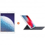 "Apple iPad Air (2019) 10,5"" Zilver 256GB Wifi + Smart Keyboard"